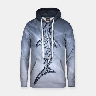 Miniature de image de Abstract Shark Kapuzenpullover, Live Heroes