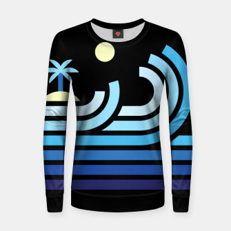 Thumbnail image of Beach Women sweater, Live Heroes