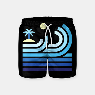 Miniature de image de Beach Swim Shorts, Live Heroes