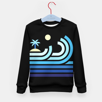 Miniature de image de Beach Kid's sweater, Live Heroes
