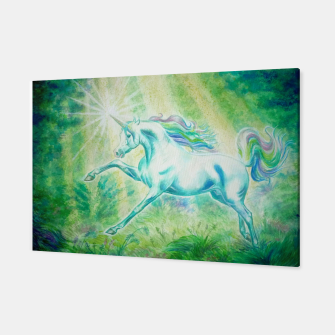 Thumbnail image of UNICORN LUCKY BOY - DH Canvas, Live Heroes