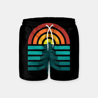 Miniature de image de Tree Swim Shorts, Live Heroes