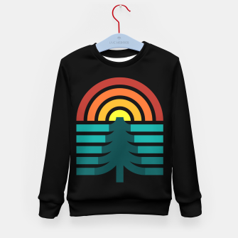 Miniature de image de Tree Kid's sweater, Live Heroes
