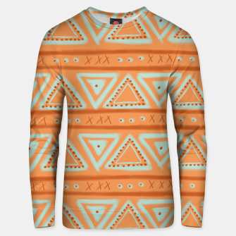 Miniaturka JUST IT II - TRIBAL Unisex sweater, Live Heroes