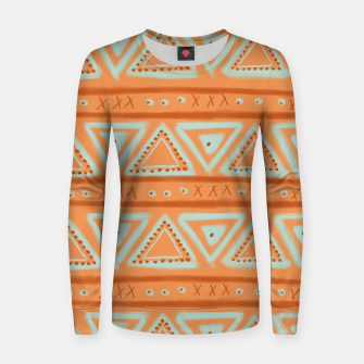 Thumbnail image of JUST IT II - TRIBAL Women sweater, Live Heroes