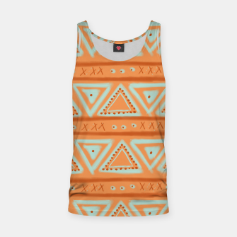 Thumbnail image of JUST IT II - TRIBAL Tank Top, Live Heroes