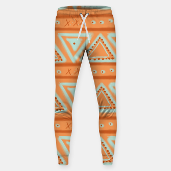 Thumbnail image of JUST IT II - TRIBAL Sweatpants, Live Heroes