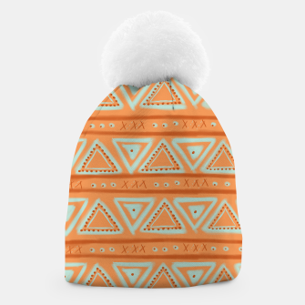 Thumbnail image of JUST IT II - TRIBAL Beanie, Live Heroes