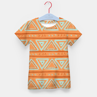 Thumbnail image of JUST IT II - TRIBAL Kid's t-shirt, Live Heroes