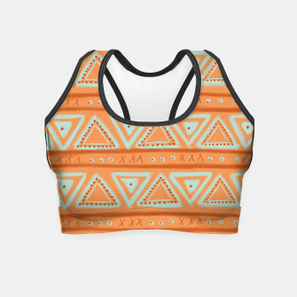 Miniature de image de JUST IT II - TRIBAL Crop Top, Live Heroes