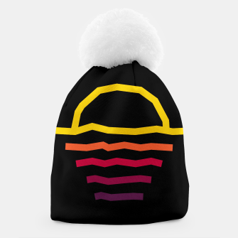 Thumbnail image of Sunset Line Beanie, Live Heroes