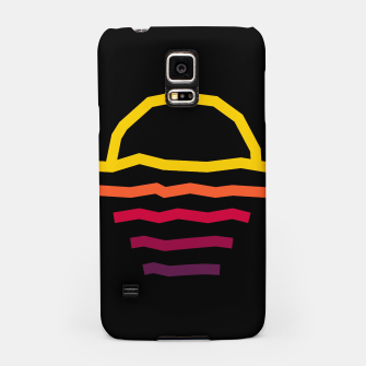 Thumbnail image of Sunset Line Samsung Case, Live Heroes