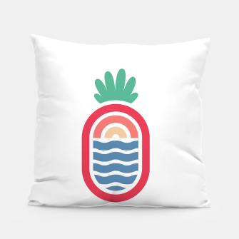 Thumbnail image of Lineapple Pillow, Live Heroes