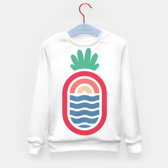 Thumbnail image of Lineapple Kid's sweater, Live Heroes