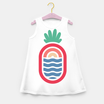 Thumbnail image of Lineapple Girl's summer dress, Live Heroes
