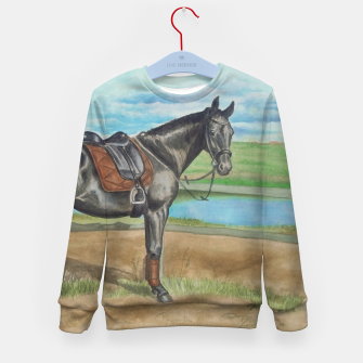 Thumbnail image of HORSE BELOVED MARE - DH Bluza dziecięca, Live Heroes