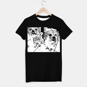 Thumbnail image of BEL-113 T-shirt regular, Live Heroes