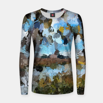 Miniature de image de Charming Nature Women sweater, Live Heroes