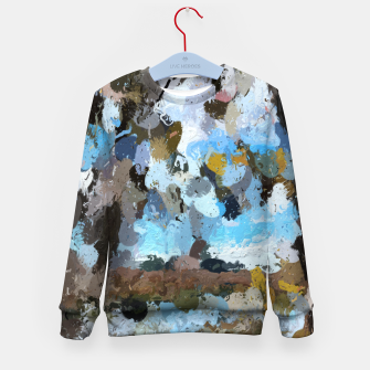 Miniaturka Charming Nature Kid's sweater, Live Heroes