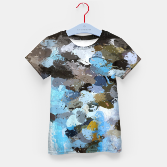 Thumbnail image of Charming Nature Kid's t-shirt, Live Heroes