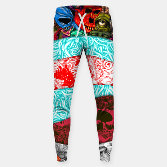 Thumbnail image of Stripes Sweatpants, Live Heroes