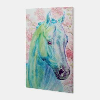 Thumbnail image of HORSE TEADDY BEAR - DH Canvas, Live Heroes