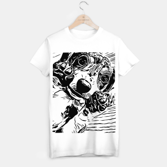 Thumbnail image of BEL-116 T-shirt regular, Live Heroes
