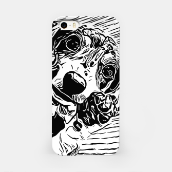 Thumbnail image of BEL-116 iPhone Case, Live Heroes