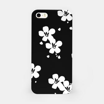 Sahara Street Dark Daisy iPhone Case thumbnail image