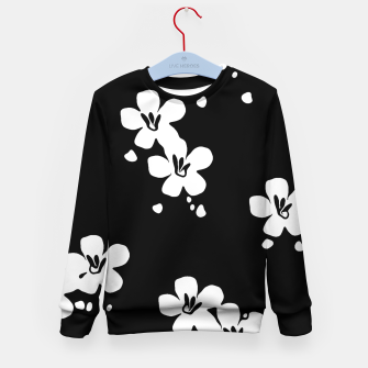 Thumbnail image of Sahara Street Dark Daisy Kid's sweater, Live Heroes