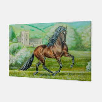 Miniaturka ANDALUSIAN HORSE - DH Canvas, Live Heroes