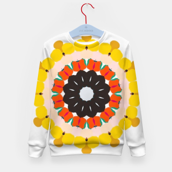 Thumbnail image of Sahara Street Sun Burst Kid's sweater, Live Heroes