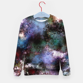 Thumbnail image of Thunderstorm Kid's sweater, Live Heroes