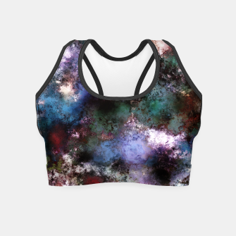 Thumbnail image of Thunderstorm Crop Top, Live Heroes