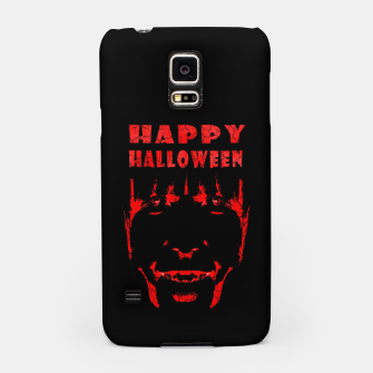 Thumbnail image of Happy Halloween Poster Artwork Samsung Case, Live Heroes