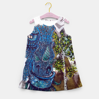 Thumbnail image of Hello Girl's summer dress, Live Heroes
