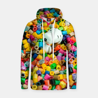Miniatur Snoopy Beaded Bathtub Hoodie, Live Heroes