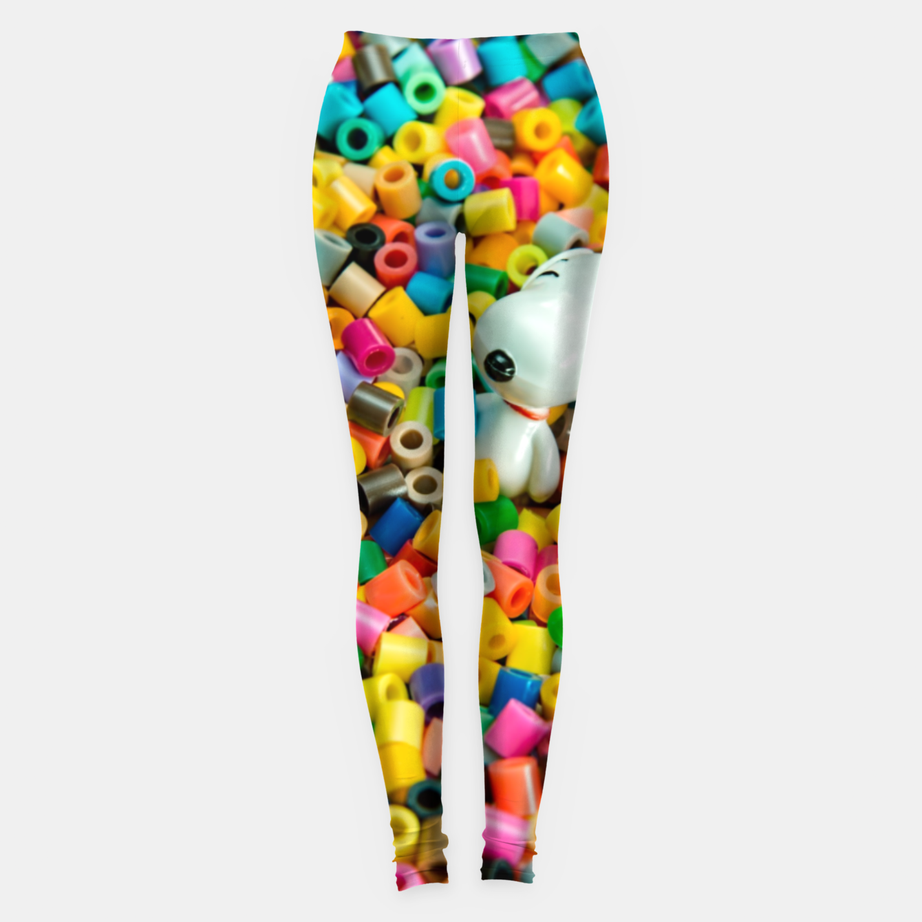 Zdjęcie Snoopy Beaded Bathtub Leggings - Live Heroes