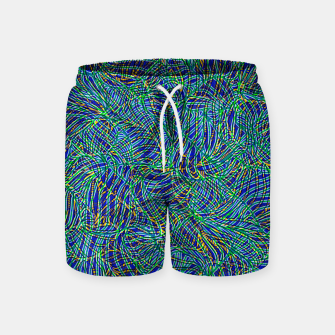 Thumbnail image of ptrn Swim Shorts, Live Heroes