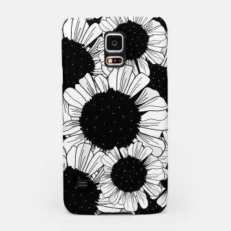 Miniature de image de Star filled flowers Samsung Case, Live Heroes