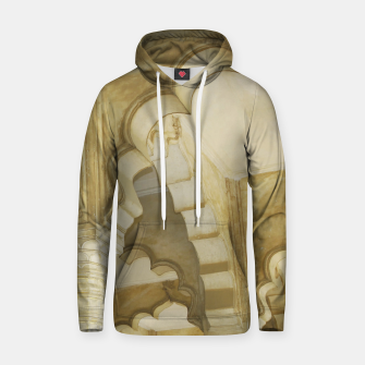 Thumbnail image of My Body is God's Temple  Hoodie, Live Heroes