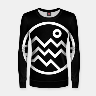 Thumbnail image of Mountain Bold Women sweater, Live Heroes
