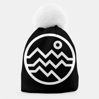 Thumbnail image of Mountain Bold Beanie, Live Heroes