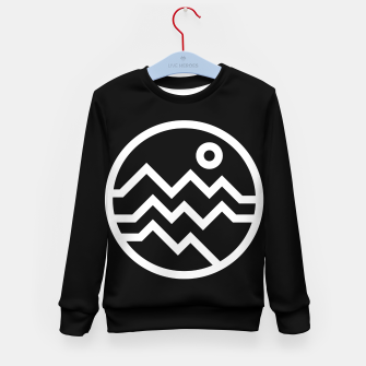 Thumbnail image of Mountain Bold Kid's sweater, Live Heroes