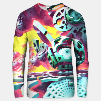 Thumbnail image of Slick Unisex sweater, Live Heroes