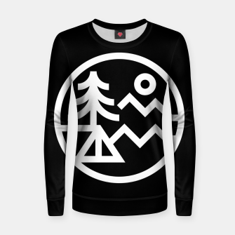 Thumbnail image of Camp Bold Women sweater, Live Heroes