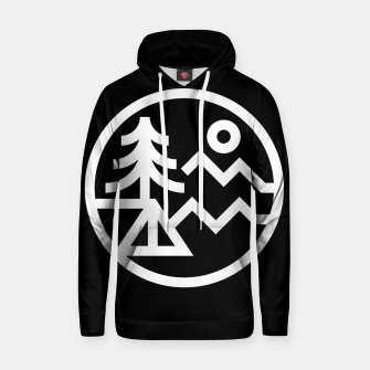 Thumbnail image of Camp Bold Hoodie, Live Heroes