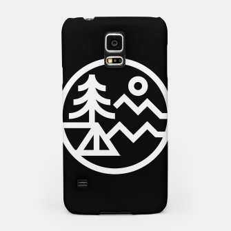 Thumbnail image of Camp Bold Samsung Case, Live Heroes