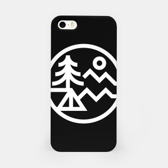 Thumbnail image of Camp Bold iPhone Case, Live Heroes