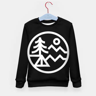 Thumbnail image of Camp Bold Kid's sweater, Live Heroes